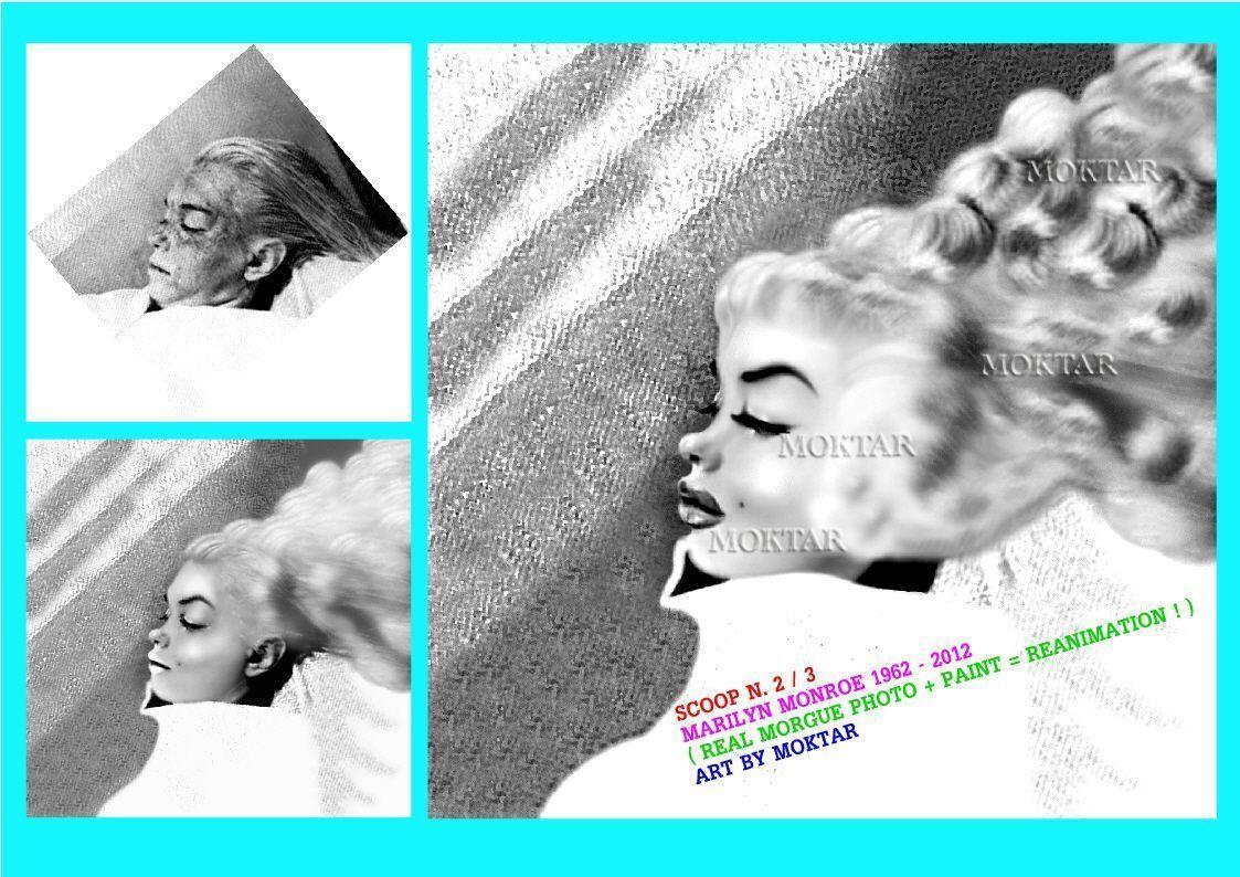 Marilyn Monroe In Her Coffin Marilyn monroe : death - scoop